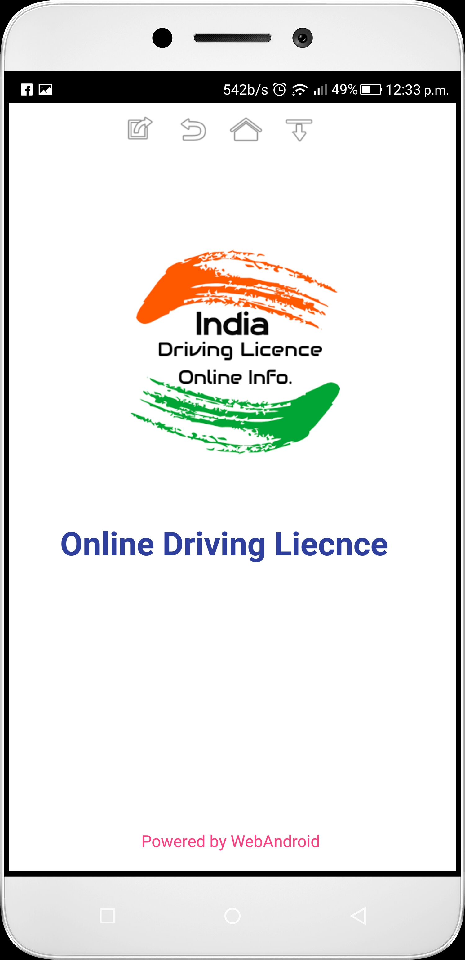 Indian-driving-licence