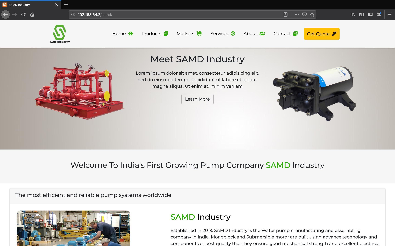 SAMD-Industry